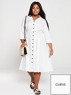 v-by-very-curve-stripe-shirt-dress-stripenbsp