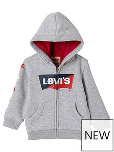 levis-baby-boys-zip-through-batwing-hooded-sweat-top-grey-marl