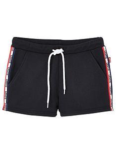 levis-girls-taped-jersey-shorts-black