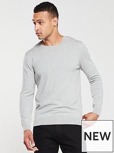 v-by-very-crew-neck-jumper-grey-marl