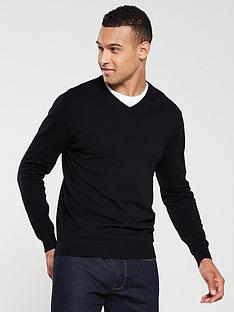 v-by-very-v-neck-jumper-black