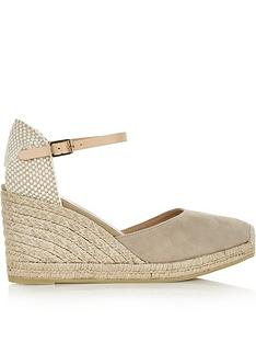 kanna-siena-suede-closed-toe-mid-height-wedges-taupe