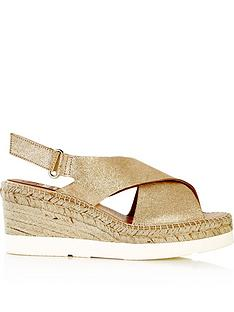 kanna-moira-glitter-cross-over-open-toe-wedges-gold