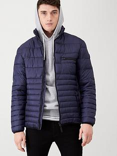 v-by-very-padded-funnel-neck-jacket-blue