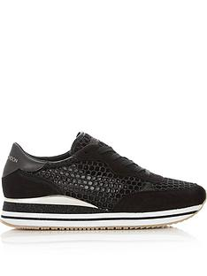 crime-london-dynamic-mesh-trainers-black