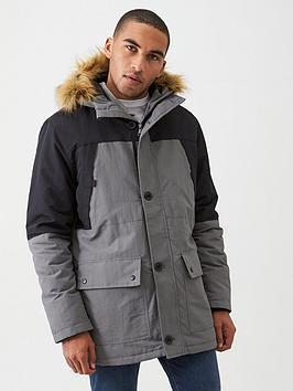 v-by-very-colour-block-parka-jacket-grey