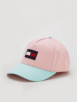 tommy-hilfiger-girls-rubber-flag-cap