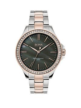boss-victoria-black-and-carnation-gold-detail-crystal-set-dial-two-tone-stainless-steel-bracelet-ladies-watch