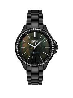 boss-boss-victoria-black-mother-of-pearl-crystal-set-dial-black-ceramic-bracelet-ladies-watch