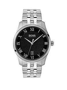 boss-boss-masterr-black-date-dial-stainless-steel-bracelet-mens-watch