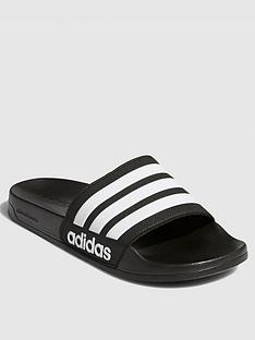 adidas-adilette-shower-slides-blackwhitenbsp
