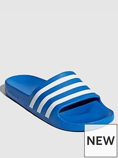 adidas-adilette-aqua-slides-bluewhitenbsp
