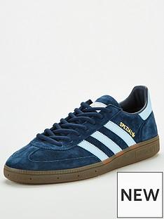 bc8ae1b0efecc adidas Originals Handball Spezial - Navy/Blue