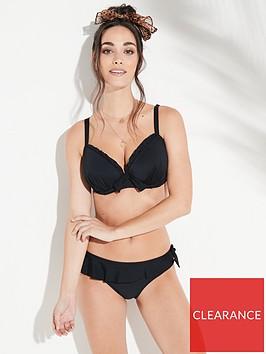 pour-moi-splash-padded-underwired-bikini-top-black