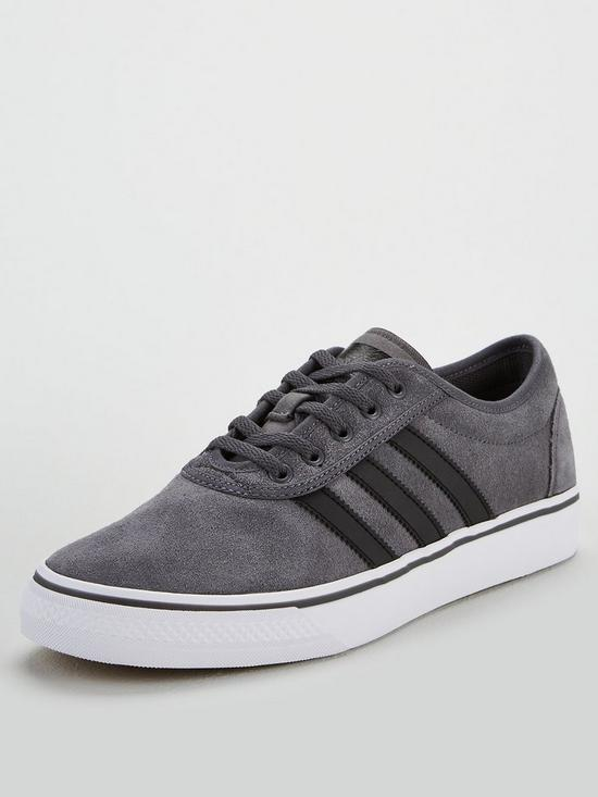 2439d8019f9 adidas Originals Adi-Ease - Grey/Black   very.co.uk