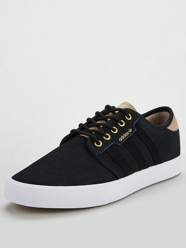 sports shoes professional sale online here Seeley - Black
