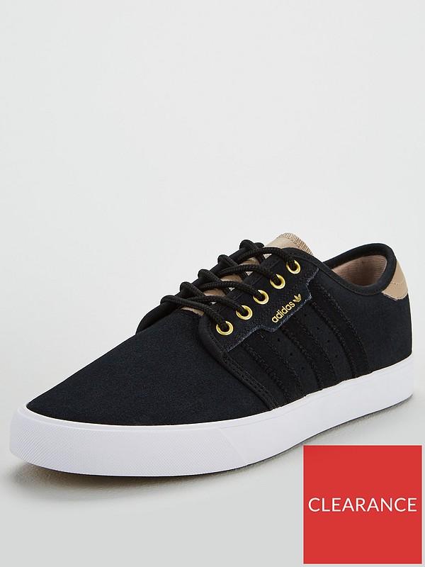Cheapest Adidas Originals Seeley Black