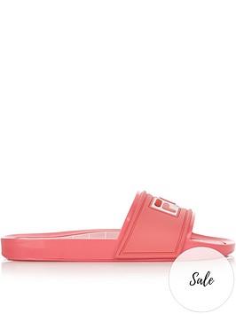 melissa-melissa-x-fila-pool-sliders-pink