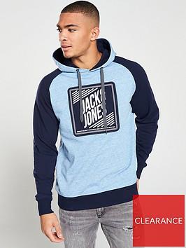 jack-jones-logo-print-hoodienbsp--blue