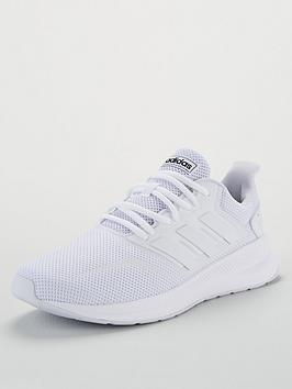 adidas-run-falcon-whitenbsp