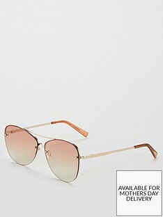 le-specs-le-specs-fortifeyed-gold-mirror-aviator-sunglasses