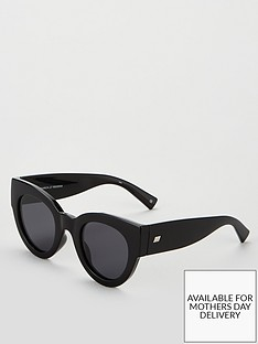 le-specs-martriarch-cat-eye-sunglasses