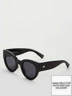le-specs-martriarch-cat-eye-sunglasses