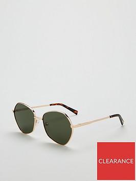 le-specs-escadrille-geometric-sunglasses