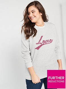 v-by-very-curve-love-animal-slogan-sweat-grey-marl
