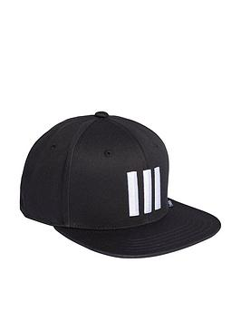 adidas-3-stripe-snapback-cap
