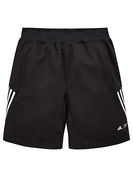 adidas-youth-id-parley-shorts-black