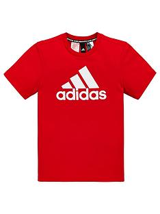 adidas-youth-badge-of-sport-short-sleeve-t-shirt-redwhite