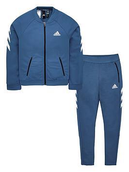 adidas-youth-xfg-tracksuit-bluewhite