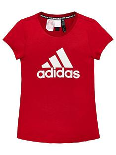 adidas-youth-badge-of-sport-t-shirt-maroonwhite
