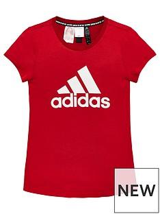 adidas-youth-badge-of-sport-t-shirt-maroonwhite