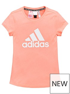 fb030045 Girls adidas Clothing | Girls adidas Sportswear | Very.co.uk