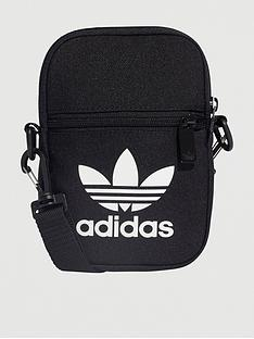adidas-originals-trefoil-festival-bag-black
