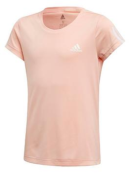 adidas-youthnbsptrainingnbspeqt-t-shirt-pinkwhite