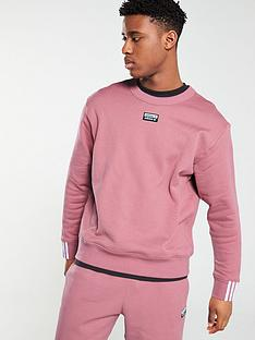 adidas-originals-ryv-crew-neck-sweat-maroon