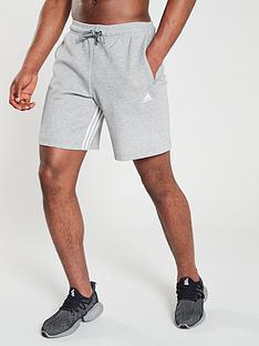 adidas-inside-leg-3-stripe-shorts-medium-grey-heather