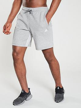 adidas-inside-leg-3-stripe-shorts-medium-grey-heather