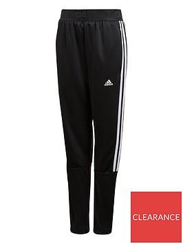 adidas-youth-3-stripenbsptiro-pants-blackwhite