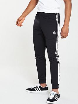 adidas-originals-superstar-track-pants-black