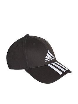 adidas-6-panelnbsp3-stripe-cap-black