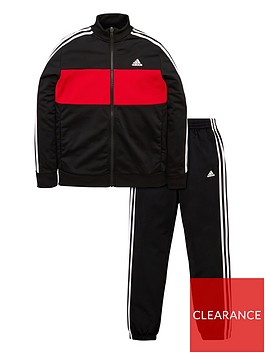 adidas-youth-3-stripe-tiberionbsp--blackred