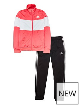 0620cf97 Youth PES Tracksuit - Pink/Black