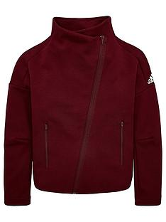 adidas-youth-id-asymmetricnbspzip-cover-up-maroonwhite