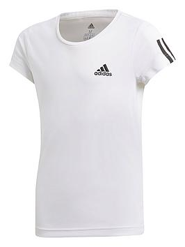 adidas-youth-training-equipment-t-shirt-whiteblack