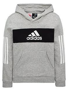 adidas-youth-sport-id-hoodienbsp--greyblack