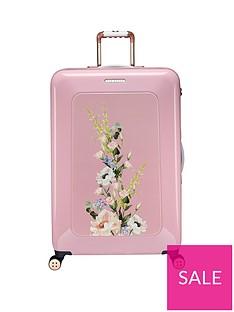 ted-baker-take-flight-large-4-wheel-suitcase-elegant-pink